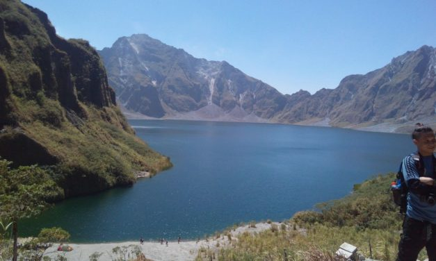 Mt. Pinatubo Escapade